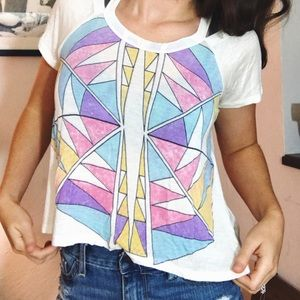Tops - WORKSHOP • kaleidoscope tee